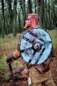 Bloody real viking