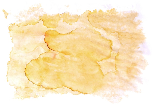 Blots of spilled coffee background