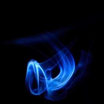 «голубой абстрактный свет»
