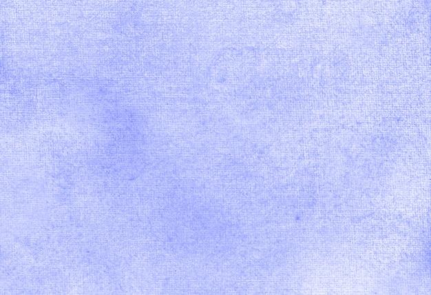 블루 추상 파스텔 수채화 손으로 그린 배경 텍스처.
