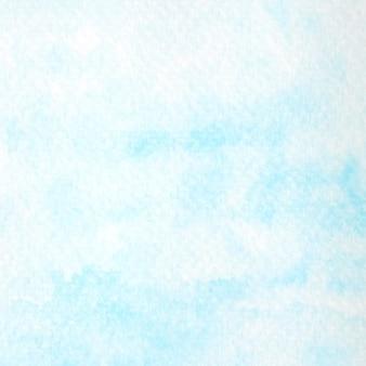 흰 종이 배경 질감 블루 추상 수채화 그림