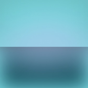 파란색과 진한 파란색 그라데이션 추상적인 배경 빈 화면