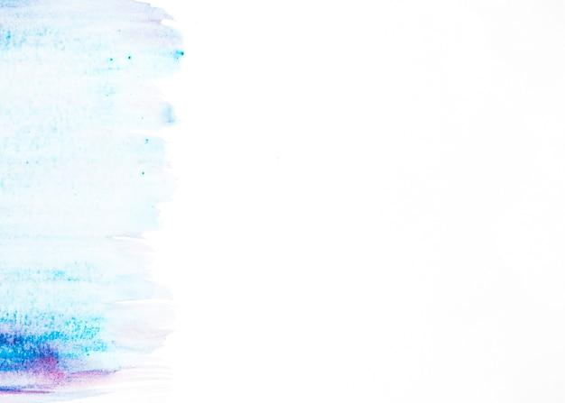 青と紫の塗料