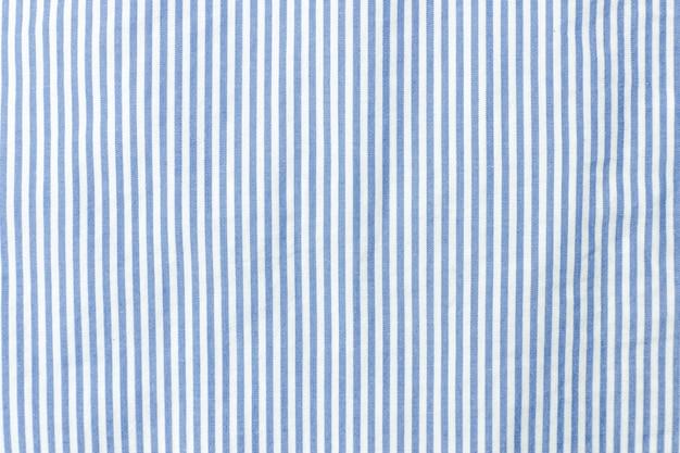 青と白のストライプのシームレス生地