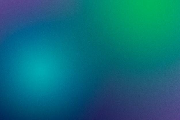 青紺碧と緑の抽象的なグラデーションテクスチャ背景