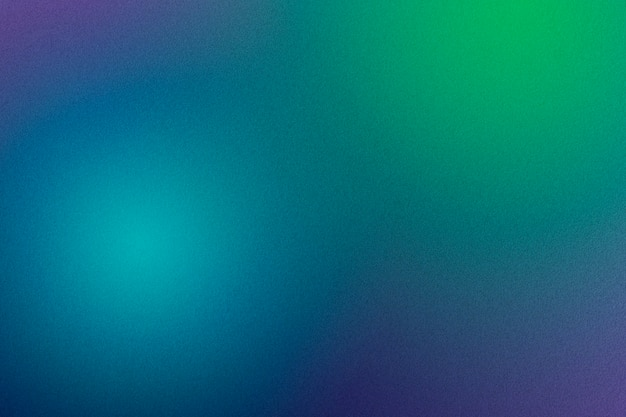 Blue azure and green abstract gradient texture background