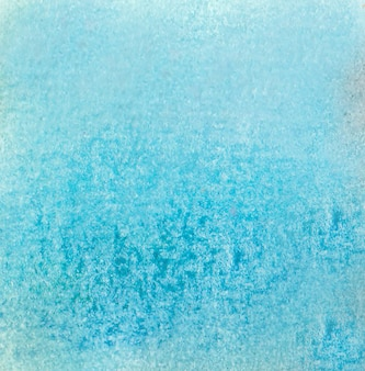 Blue background of a drawing with soft pastel chalks