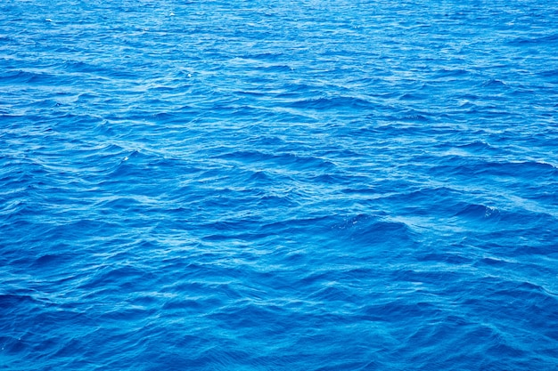 Синий фон воды