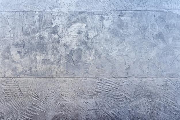 Бетонная стена синий бетон, абстрактный фон фото текстуры