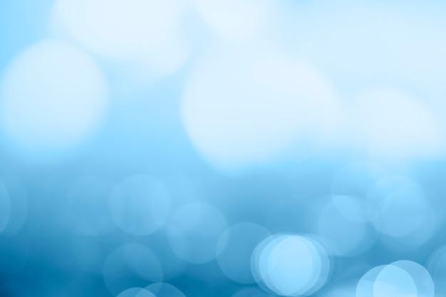 블루 bokeh 무늬 배경 그림