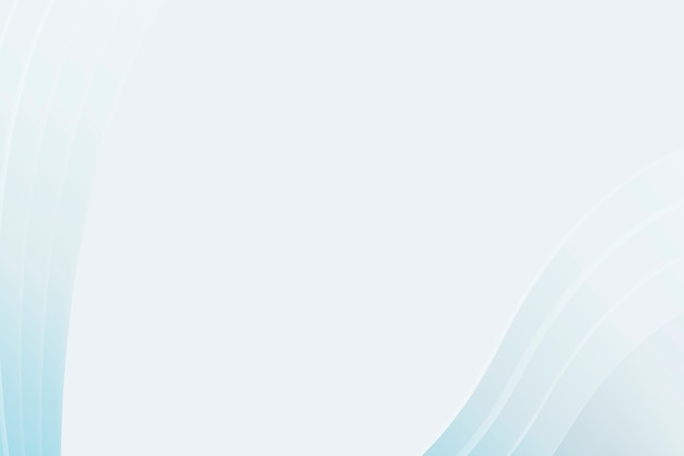 Blue border abstract gradient background