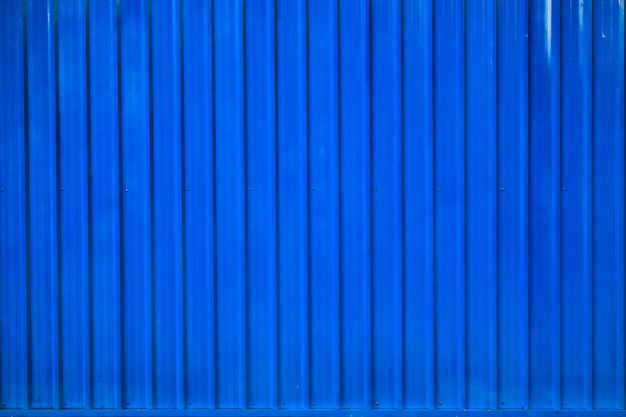 Blue box container striped line background