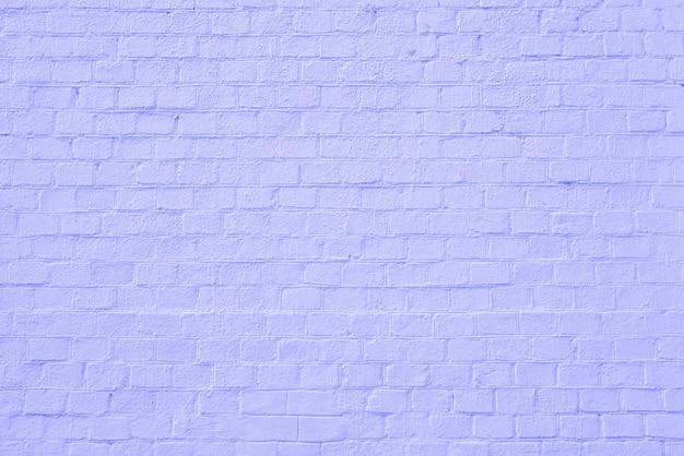 Blue brick building wall. interior of a modern loft. background for design