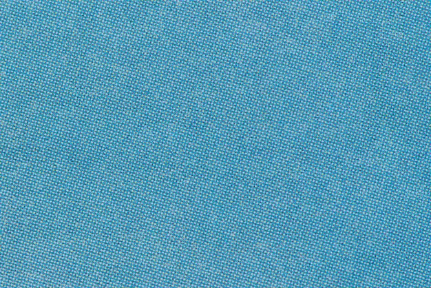 Blue canvas texture