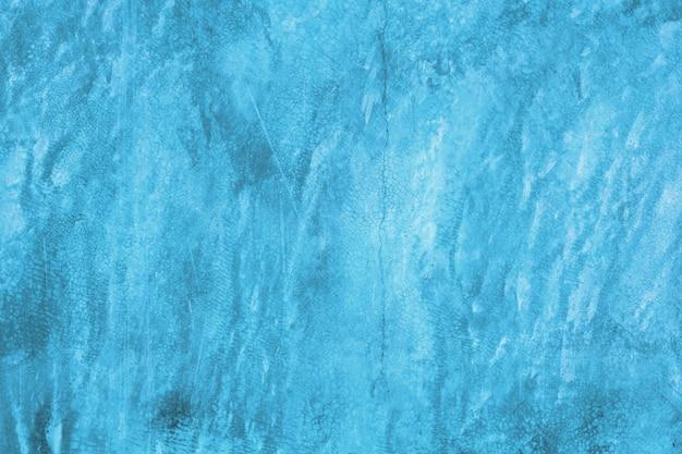 Blue cement backdrop background