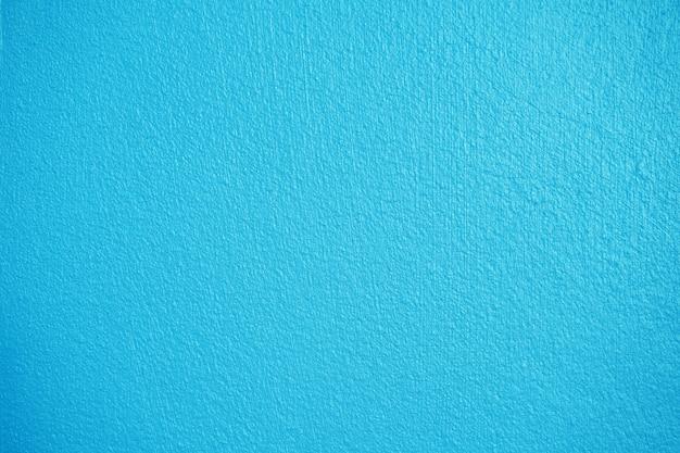 青いセメントまたはコンクリートの壁のテクスチャ背景
