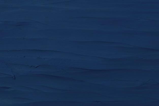 Argilla blu con texture di sfondo colorato fatto a mano arte creativa stile astratto