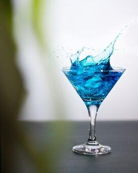 블루 칵테일