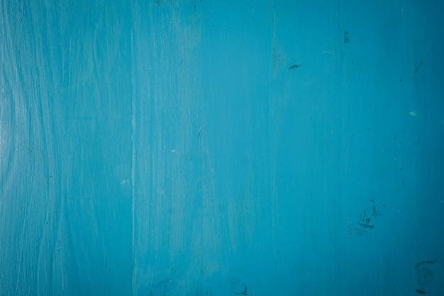 Blue color texture wood paint background, wooden surface grunge texture