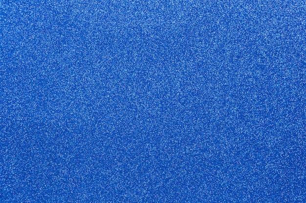 Blue coloured sparkling festive background