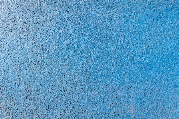 Blue concrete wall texture background