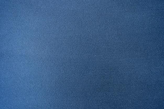 Синяя бетонная стена белого цвета для текстуры фона