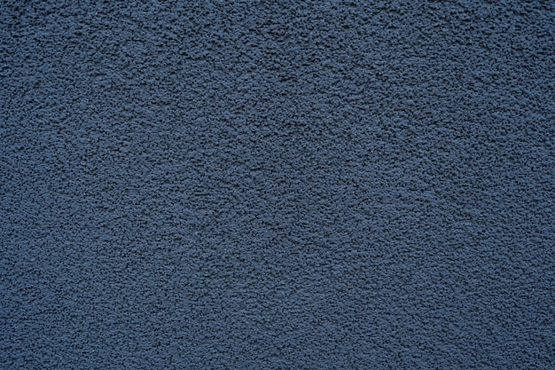 Blue concrete wall white color for texture background