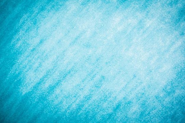 블루 코튼 텍스처와 표면