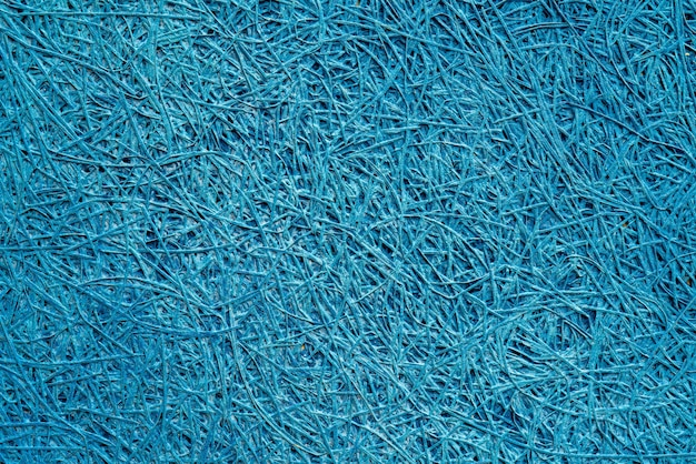 Blue decorative wall cladding. abstract design background.