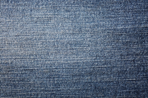 Blue denim jeans texture and background.