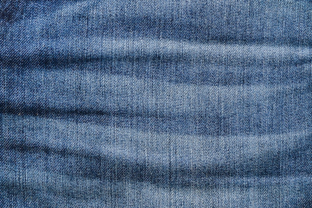 Blue denim jeans texture background