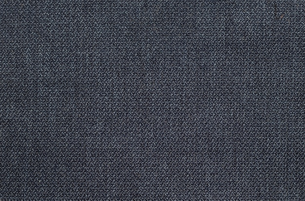 Blue denim textile texture background.