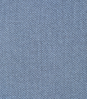 Синий фон ткани и текстура с копией пространства, вид сверху