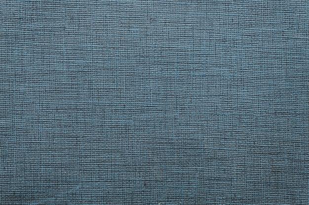 Fondo strutturato del tappeto del tessuto blu