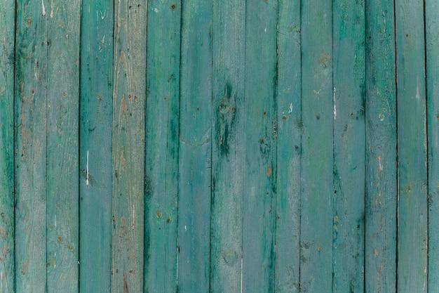 Blue fence pastel
