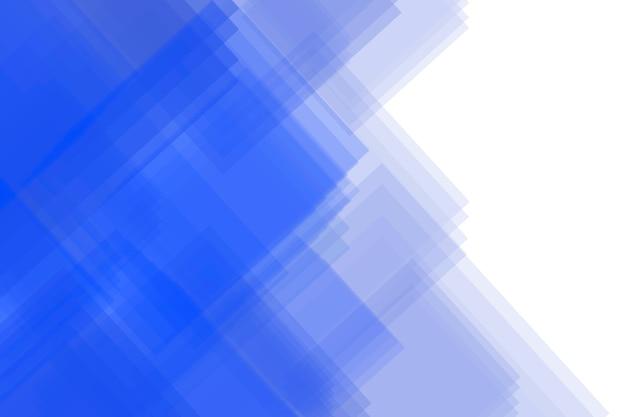 青い幾何学模様の背景