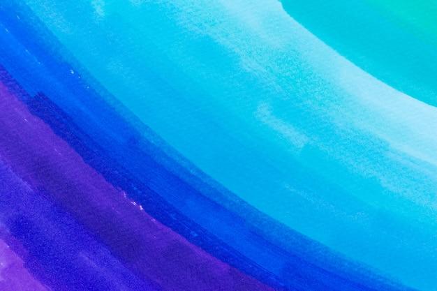 Blue gradient background. light marker texture.