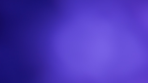Blue gradient defocused abstract photo smooth lines pantone color background