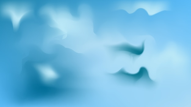 Blue gradient full color background