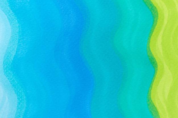 青いグラデーション波海背景ライトマーカーテクスチャ