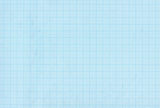 Синяя текстура миллиметровки