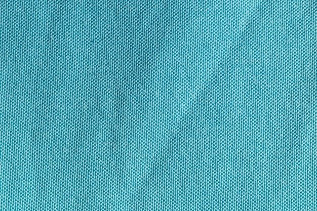 파란색, 녹색 패브릭 천으로 폴리 에스터 텍스처