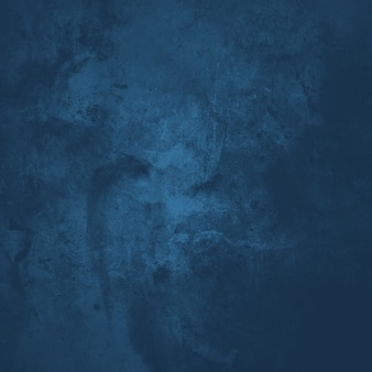 Blue grunge background, wallpaper old texture
