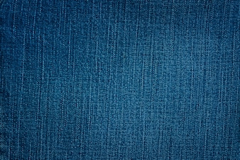 Blue jean background and textured