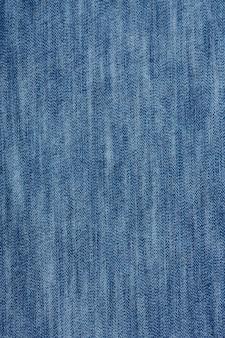 Синие джинсы крупным планом