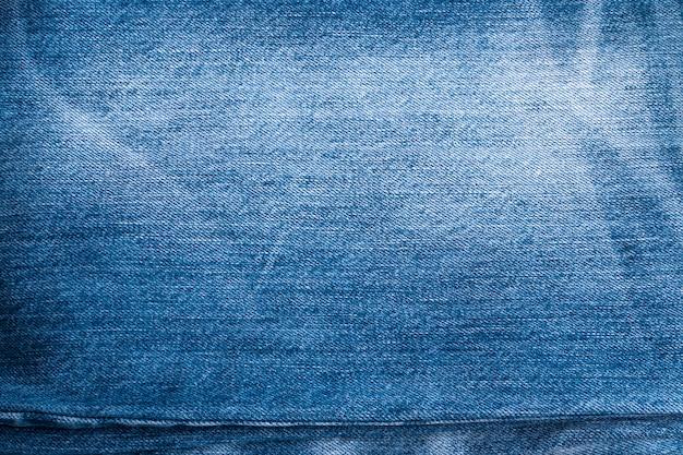 Blue jeans details texture