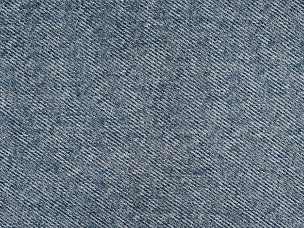 Синяя джинсовая ткань текстуры фона