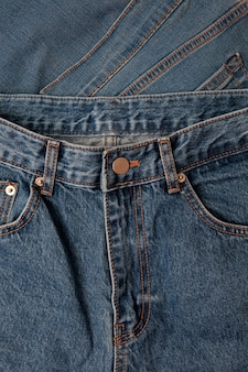 Blue jeans surface denim pattern jean textured