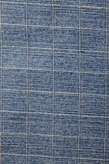 Blue jeans texture background.