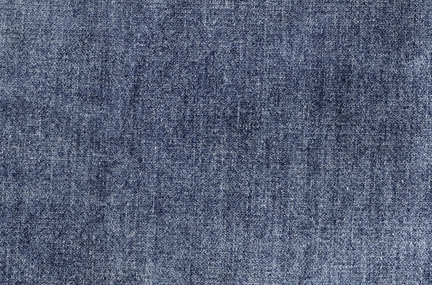Blue jeans texture denim background pattern